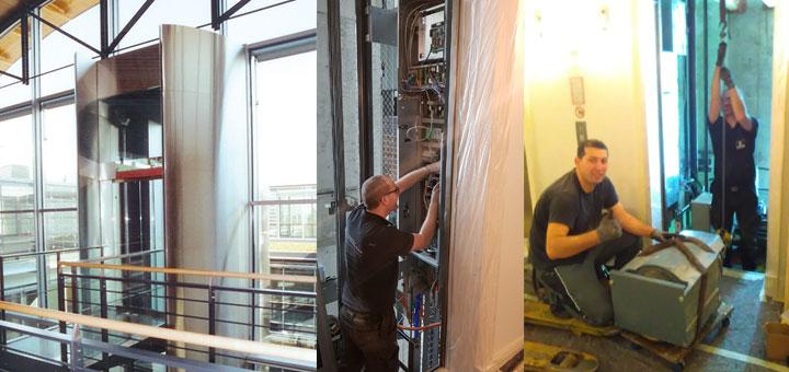 Aufzugbau von Schaufler Liftservice aus Baden-Baden