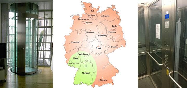 Aufzug Hersteller - Personenaufzug Hersteller Deutschland Österreich und Schweiz