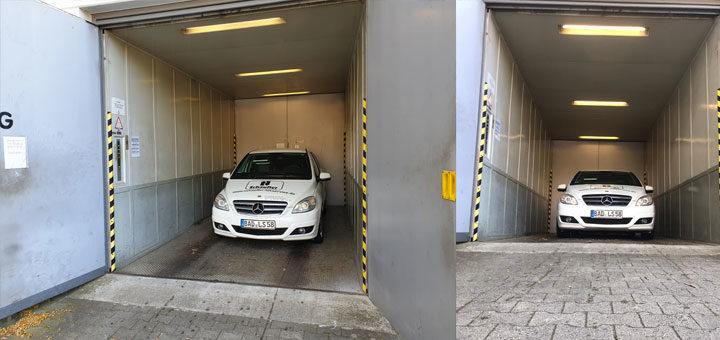 Autoaufzug - Autolift Wartung und Aufzugbau und Modernisierung